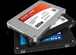 SSD máy chủ